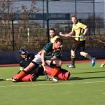 Fotoverslag: HCB Heren 1 - Spijkenisse (Hockey, Barendrecht)