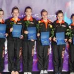 Anne Mees Hooimeijer uit Barendrecht naar EU Kampioenschap Ritmische Gymnastiek 2015