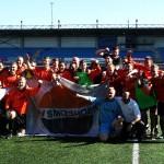 Smitshoek A1 promoveert naar de 4e divisie
