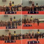 Medailleregen voor GVB turnsters tijdens Rayonwedstrijd Zuid-Holland Zuid
