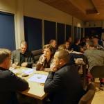 Succesvolle wijnproeverij met sponsoren van CBV Binnenland