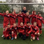BVV Barendrecht E1 kampioen