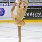 Dani Loonstra en Sophie Bijkerk bij internationale Trophy in Dortmund