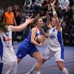 Basketbaldames naar halve finale bekertoernooi