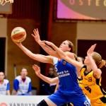 Basketbaldames Lintex-Binnenland onmachtig in Katwijk