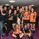 Vitesse A2 kampioen ondanks verloren wedstrijd tegen concurrent Korbis