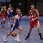 Basketbaldames Lintex-Binnenland lijken klaar voor bekerfinale