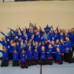 Voorronde Nederlands Kampioenschap jazzdans voor GVB