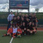 2-1 overwinning voor Barendrechtse hockeydames