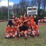 Hockeydames winnen met 2-1 van Rapid