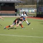 Hockeyheren behalen ruime zege op Westland (7-1)