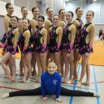 14 mei: Testdag Jong talenten Ritmische Gymnastiek