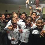 VV Smitshoek 2 kampioen na 9-3 overwinning