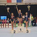 Sennah Draaijer Nederlands Kampioen turnen