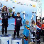 Europese wedstrijden BMX voor 12 rijders FCC Barendrecht