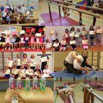Diplomagymmen bij Gymnastiekvereniging Barendrecht