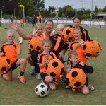 Korfballers Vitesse F2 kampioen