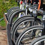 BMX fietscross startheuvel
