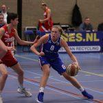 Basketbalvrouwen Renes/Binnenland kunnen koploper niet verrassen