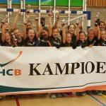 MD2 van Hockeyclub Barendrecht kampioen!