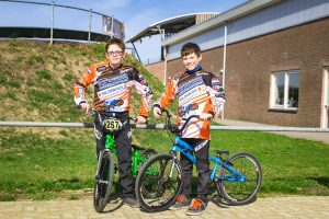 Fietscrossers FCC Barendrecht starten nieuw BMX seizoen