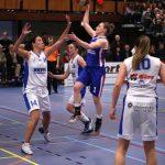 Einde seizoen voor basketbalvrouwen Renes/Binnenland