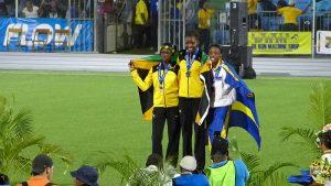 Brons in Curaçao voor Shurianty Mathilda van CAV Energie