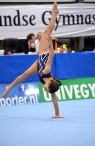 GV Barendrecht organiseert halve finale NK turnen