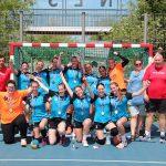 Handbalsters Savosa MB1 winnen bekerfinale