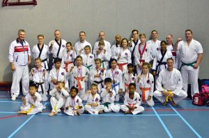 Top prestaties voor Barendrechtse karateclub Him Yong Gi