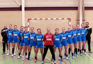 Dames A van Savosa begint seizoen met nieuwe kleding sponsor Anode