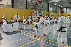 Barendrechtse karateclub Him Yong Gi valt in de prijzen tijdens Friendship toernooi