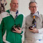 Voor de tweede achtereenvolgende jaar twee wisseltrofeeën voor Barendrechter Hans Kaho