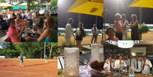 Ladies Night bij Tennisvereniging Barendrecht