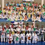 Geslaagde halfjaarlijkse examens bij Karate-school Him Yong Gi