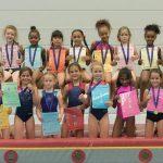 Diplomaturnen bij Gymnastiekvereniging Barendrecht