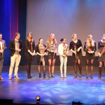 Lintex-Binnenland gekozen tot sportploeg 2014 tijdens Barendrechts Sportgala