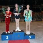 2e plaats Gewestelijk Kampioenschap voor Barendrechtse Dani Loonstra