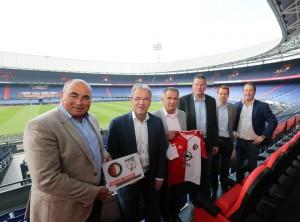 BVV Barendrecht zesde Academy Partner Feyenoord