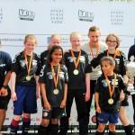 Beide Barendrechtse meidenteams naar NL-kampioenschappen straatvoetbal