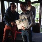Keeper Marc van Splunter gekozen tot Speler van het Seizoen (BVV Barendrecht)