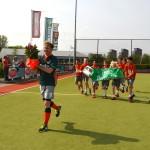 Terke van Wagtendonk neemt na 19 jaar afscheid van HCB Heren 1 (Barendrecht)