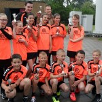 Vitesse D2 kampioen na rechtstreeks duel met titelkandidaat