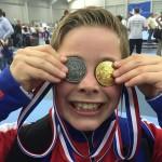 Heren GVB naar NK in Leek: Thijs Nederlands kampioen op de vloer!