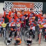 BMX Barendrecht met 11 rijders naar NK, EK en WK!