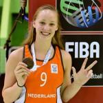 Aanwinst Esther Fokke (CBV Binnenland) pakt historische medaille op EK