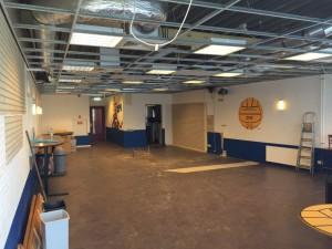 ZPB werkt aan nieuw clubhuis in Inge de Bruijn zwembad, Barendrecht
