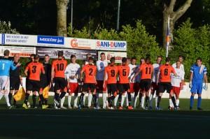 VV Smitshoek (Oefenwedtrijd tegen BVV Barendrecht, 2015)