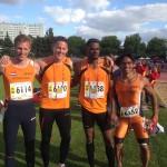 WK-medaille voor sprinter van CAV Energie, Barendrecht