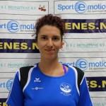 Nikolina Kukoc nieuwe keepster ZPB Dames 1